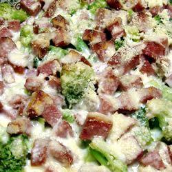 Ham, Potato and Broccoli Casserole FOODGU1