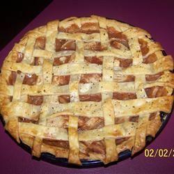 Aunt Shirley's Dietetic Pie Joy Shelton Frazier