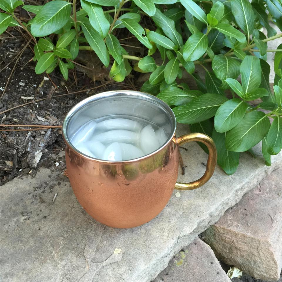 Moscow Mule Cocktail CJ
