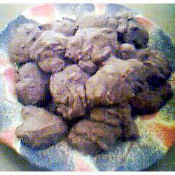 Canadian Molasses Cookies RavenJezebel