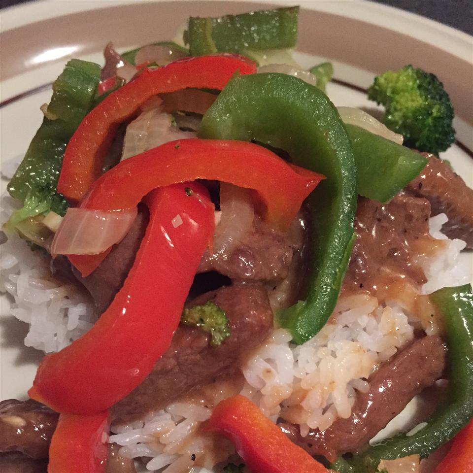 Filipino Beef Steak claire