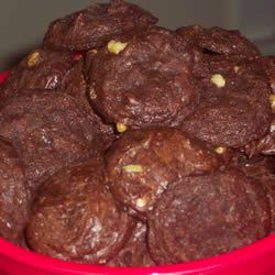 Chocolate Nuggets cookinme