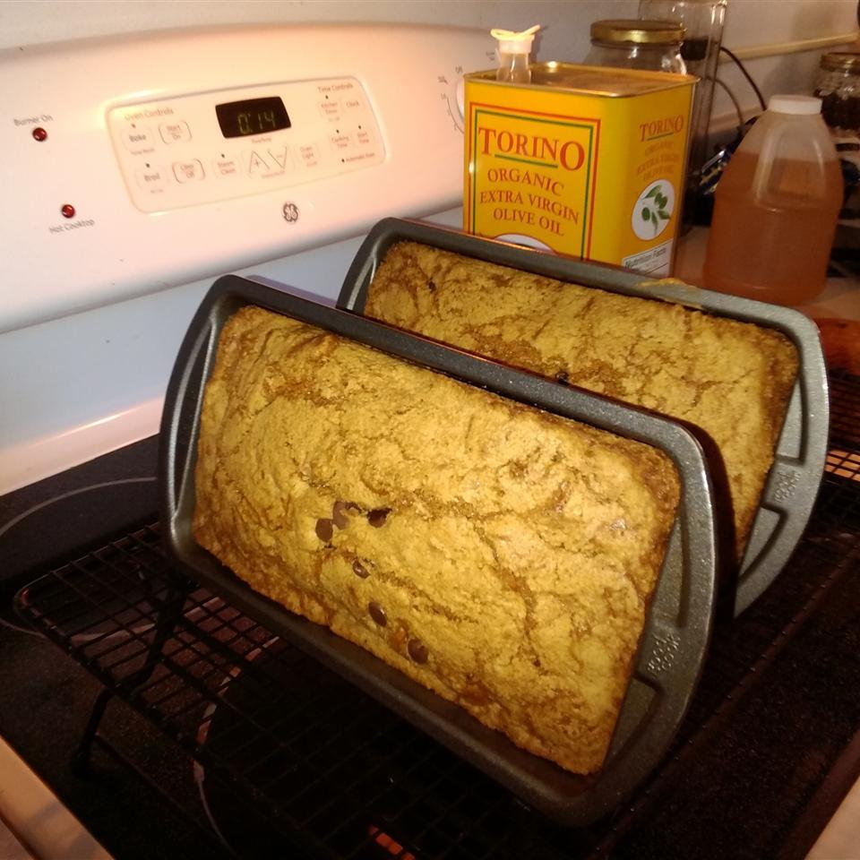 Mom's Zucchini Bread Autumn Stenerson