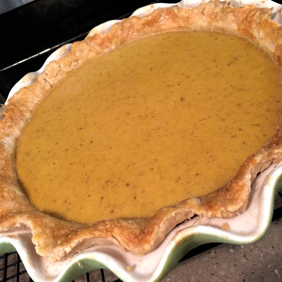 Mini Pumpkin Pies Delia Emmans