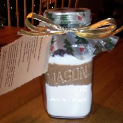 Cookie Mix in a Jar I Laurie DeNauw