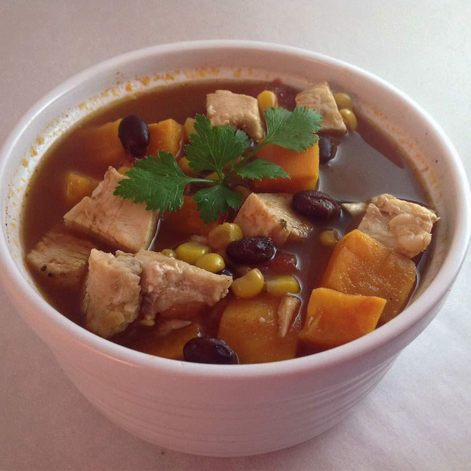 Comforting Mexicali Chili Soup