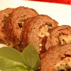 Flank Steak Pinwheels MomTo6