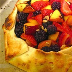 Summer Fruit Galettes raetzpl