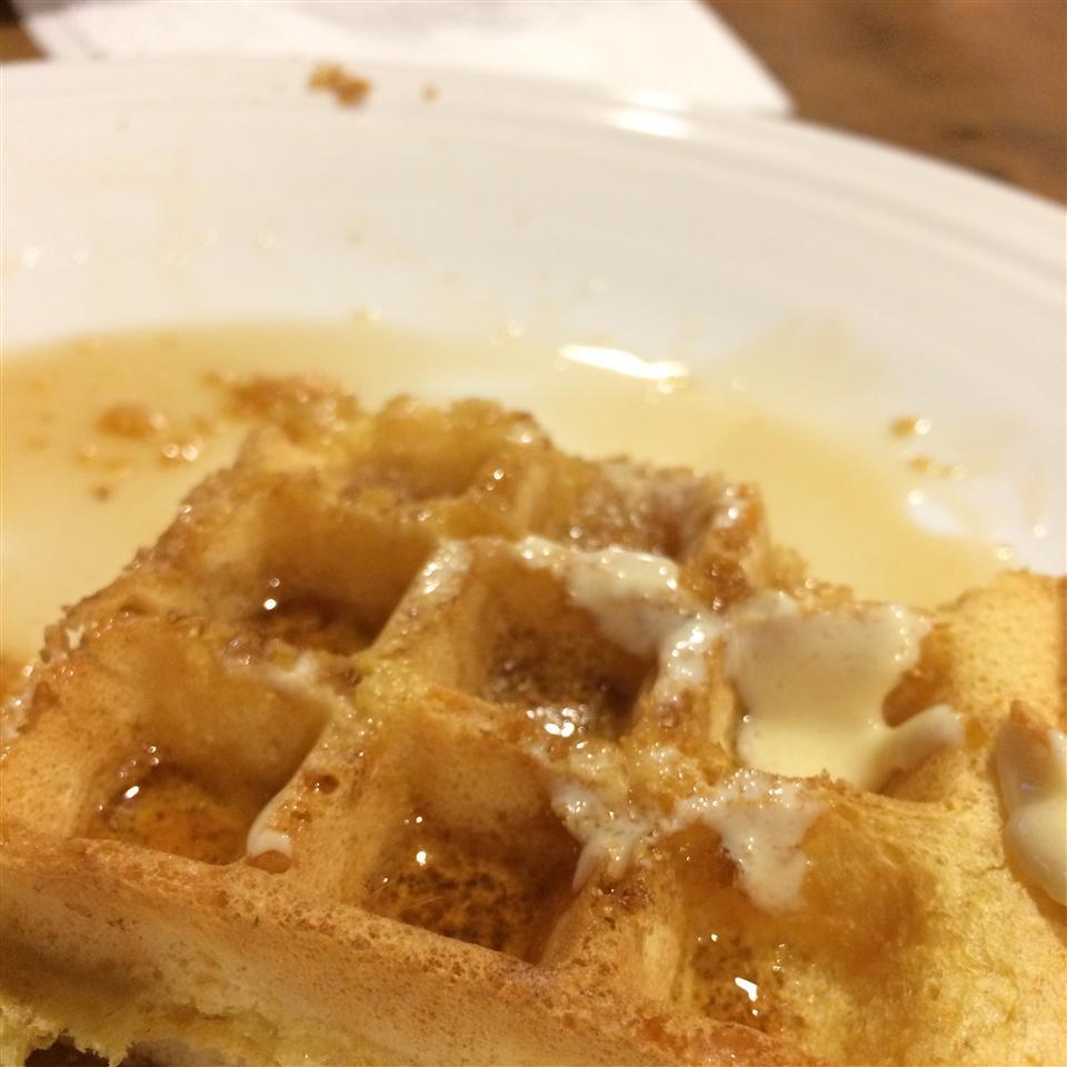 Gritty Waffles Mrs Sahnow