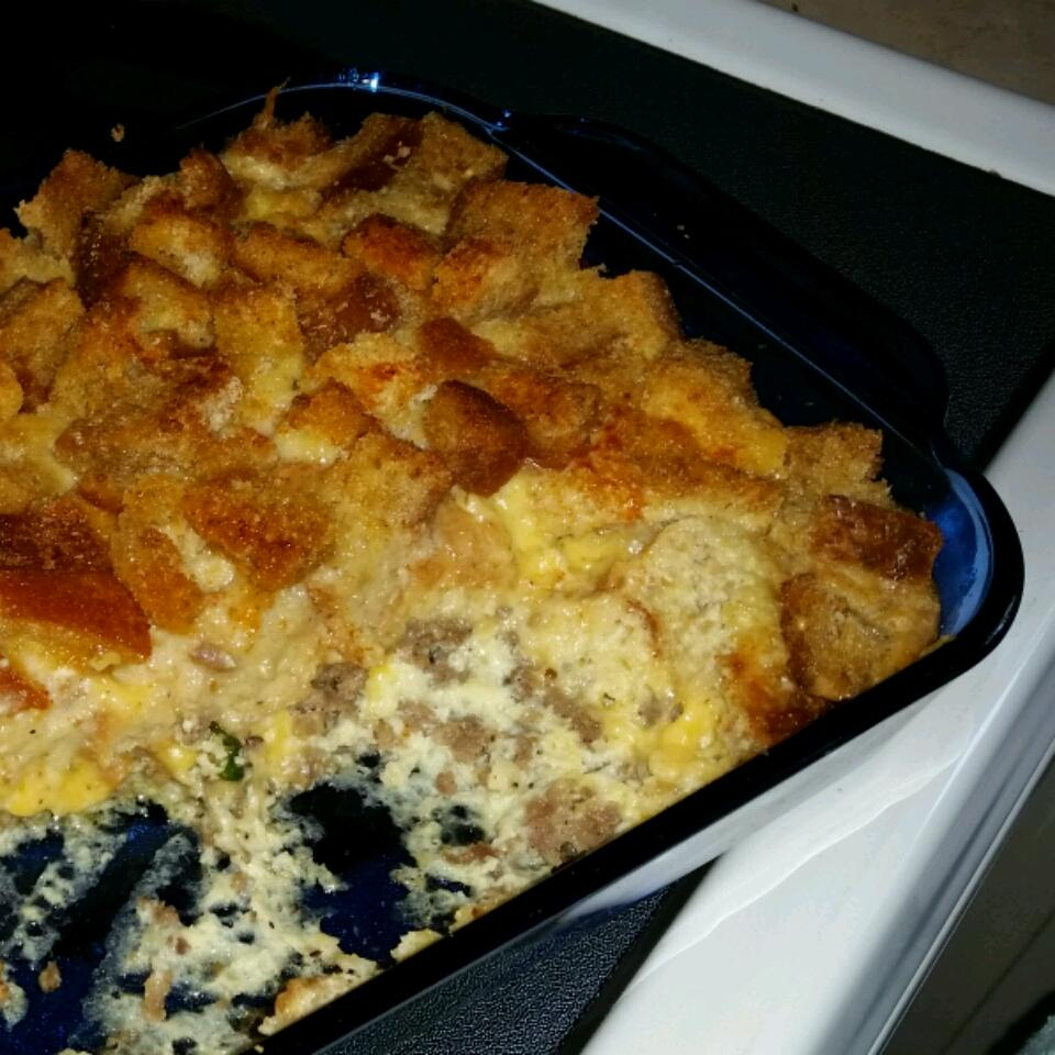 Country Breakfast Casserole Cassandra Cohen