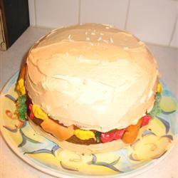 Hamburger Cake bayfield