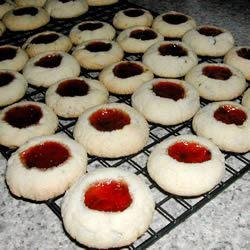 Sugared Black Raspberry Tea Cookies 007librarian