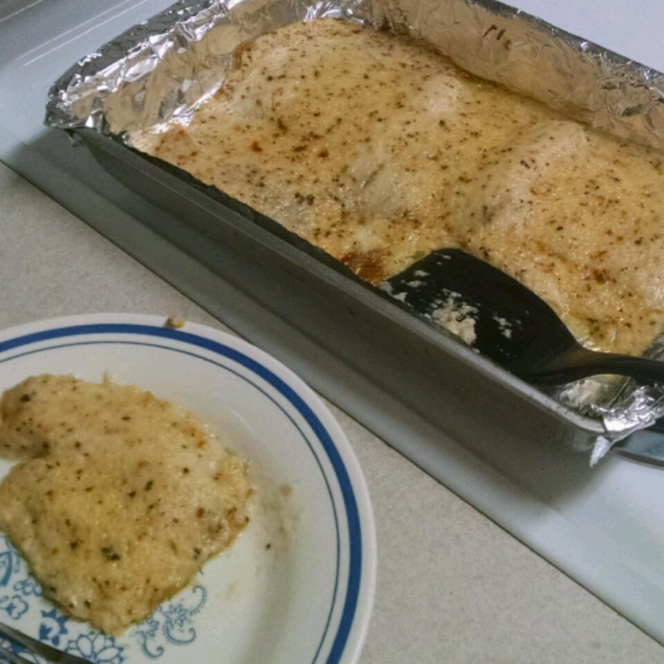 Broiled Tilapia Parmesan Kendra