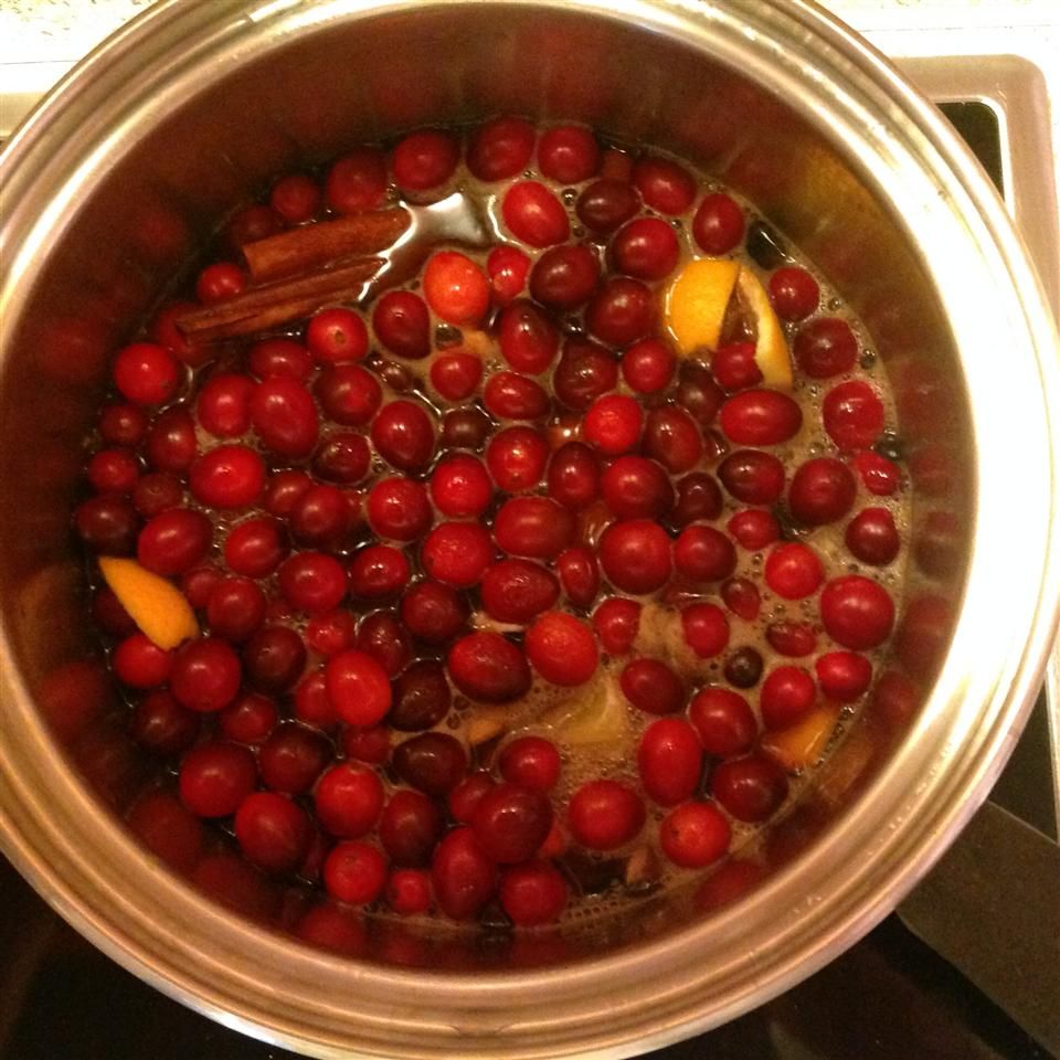 Cranberry Red Wine Relish Gail Fancher