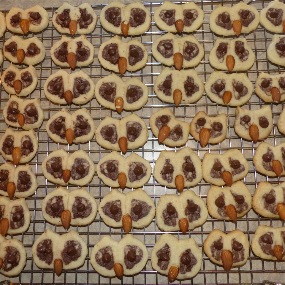 Hoot Owl Cookies
