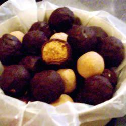 Peanut Butter Balls V Briana Gregory