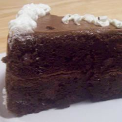Chocolate Chocolate Chip Dream Cake image