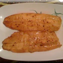 Simple Sassy Salmon