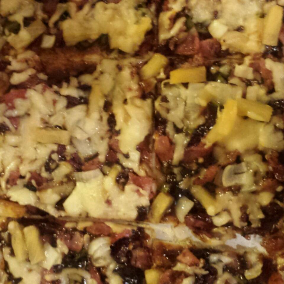BBQ Pizza - Hawaiian Style Major Jack