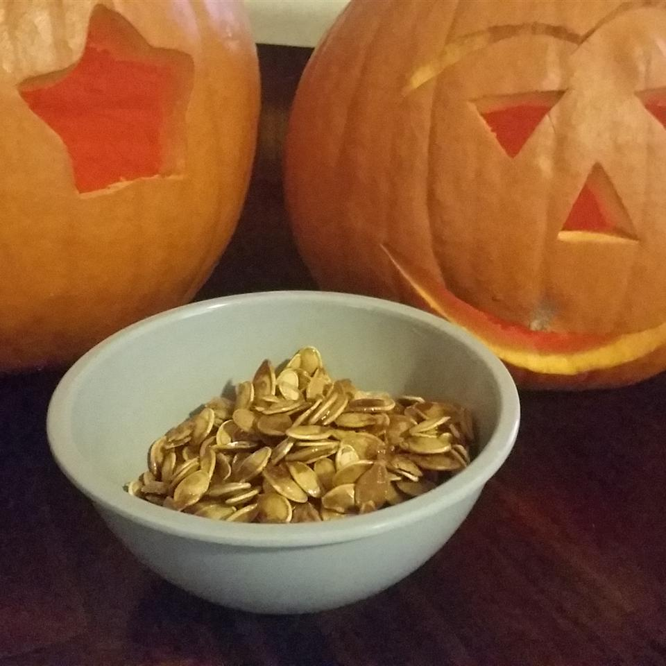 Honey Pumpkin Seeds