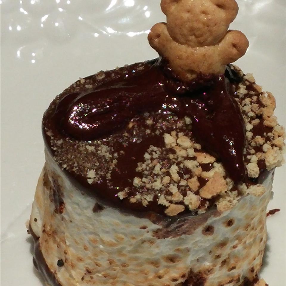 Teddy Bear Hot Tub S'Mores