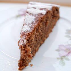 Chocolate Black Tea Cake Marlies Monika