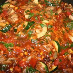 Summer Vegetarian Chili JELDOYLE