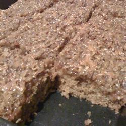 Grandma Snyder's Oatmeal Cake Heather Spickard
