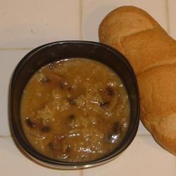 Delicious Mushroom Soup SugarViolet