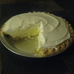 Lemon Chiffon Pie Amateur Professional