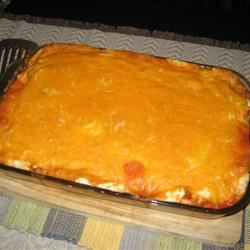 Ground Turkey Casserole Eva