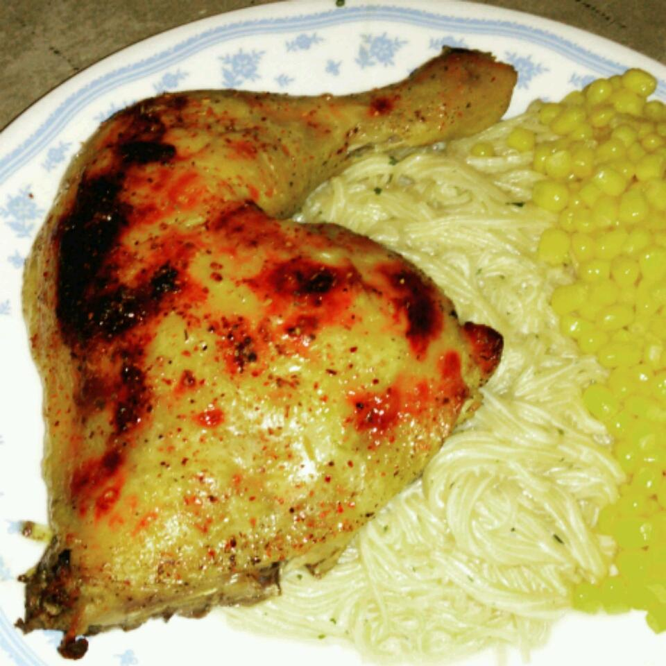 Yummy Baked Chicken Thighs