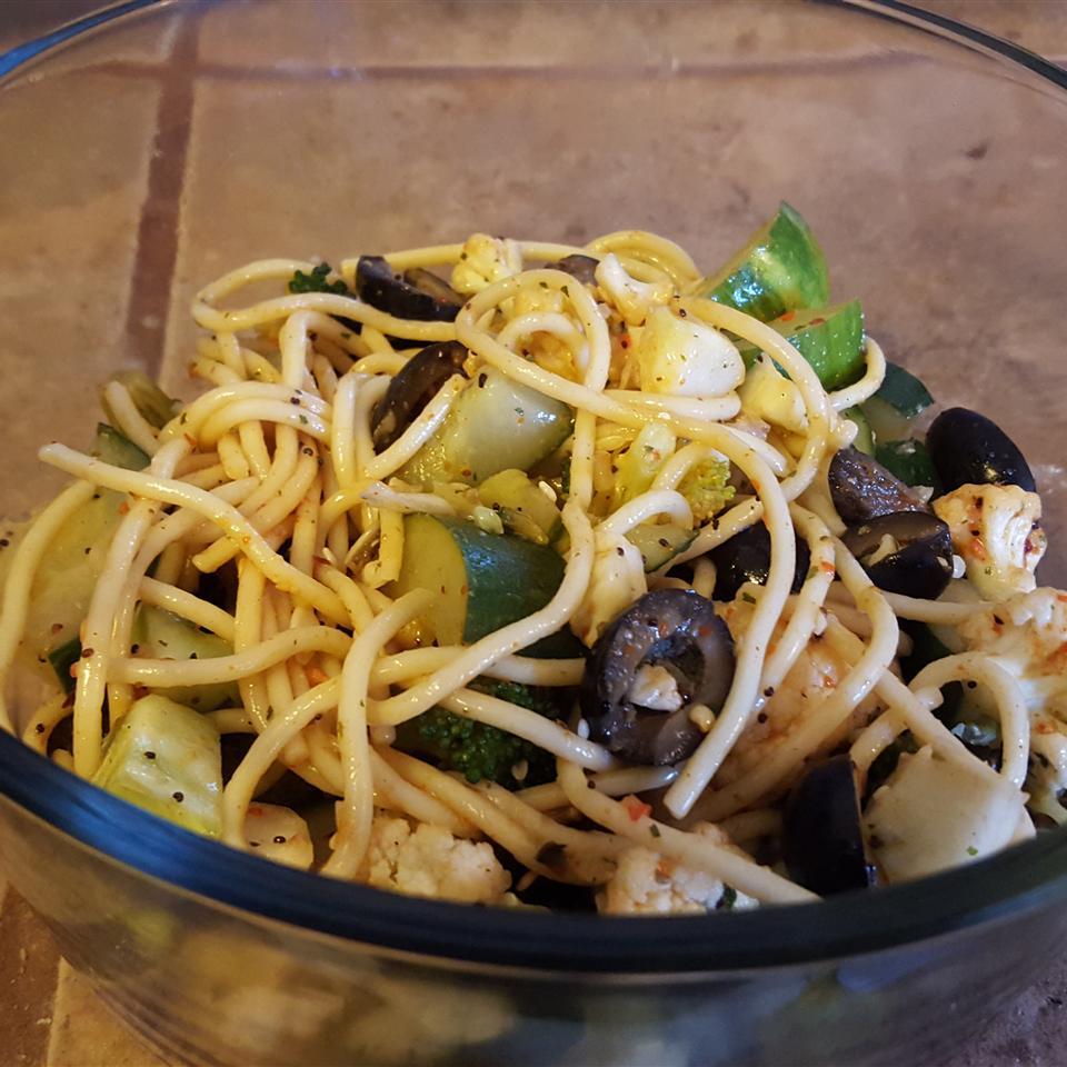 Spaghetti Salad II AliciaBlackwell