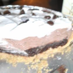 Triple Layer Chocolate Pie CupcakePolly