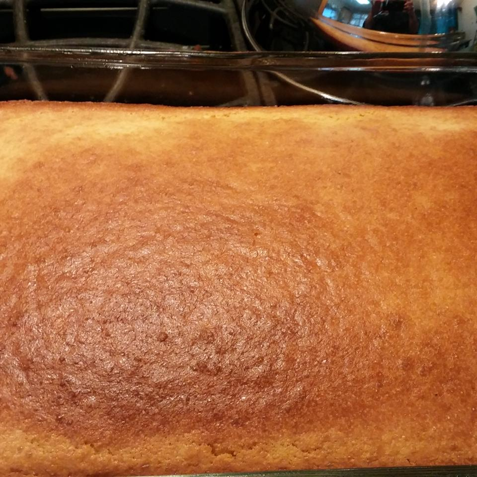 Sweet Cornbread Loaf Leah