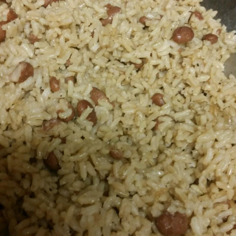 Rice & Beans (Haitian Style) Ludy
