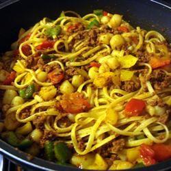 Scallop and Chorizo Pasta MBKRH