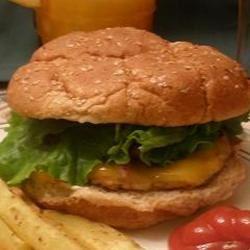 All-Star Veggie Burger KitchenWitch