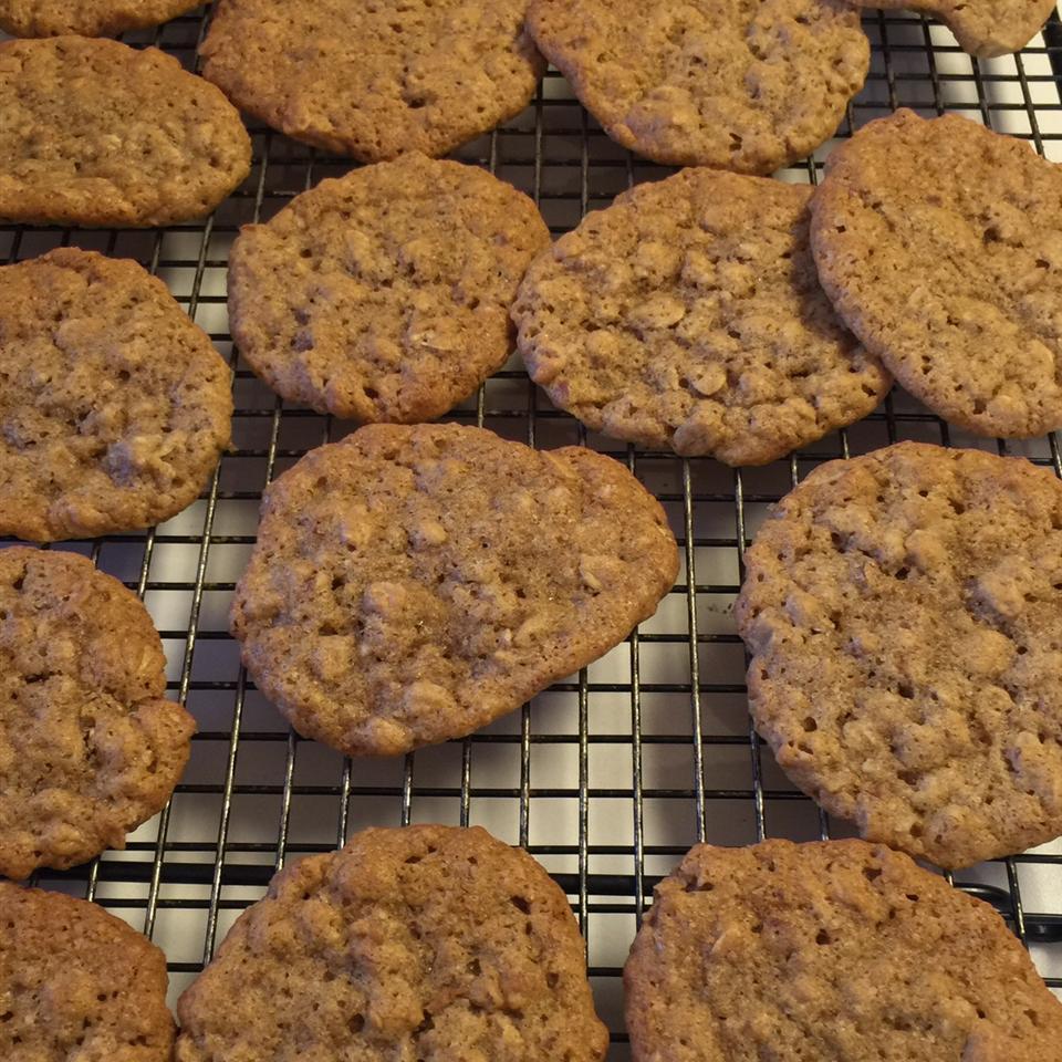 Oatmeal Raisin Cookies IV
