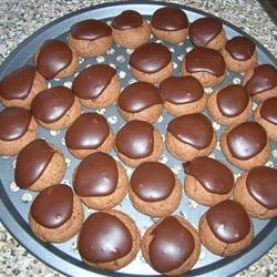 Italian Chocolate Cookies Jessica
