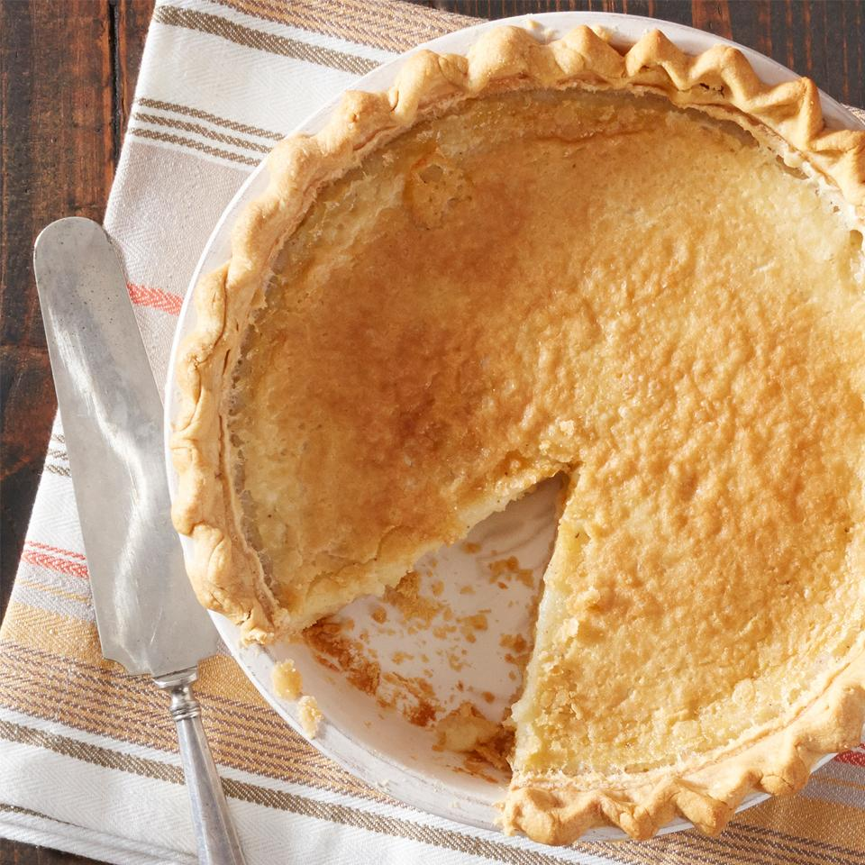 Classic Buttermilk Pie Trusted Brands