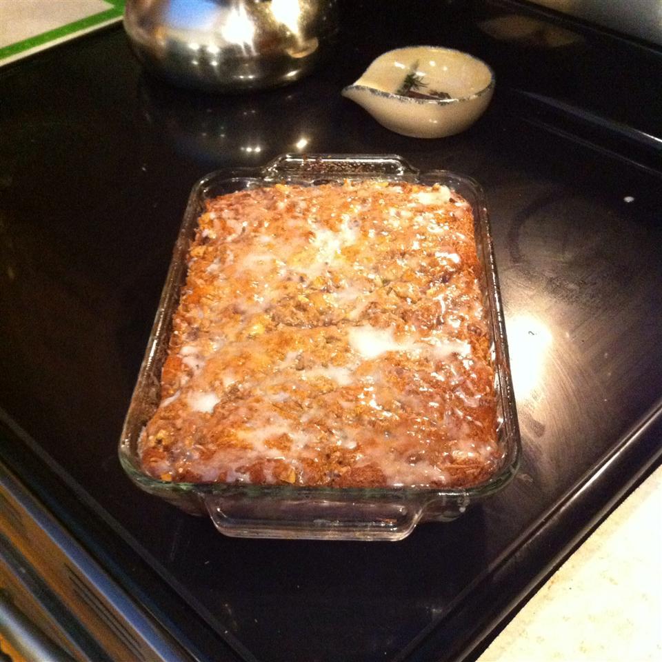 Apple Pie Cake-Mix Cake
