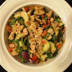 Mandarin Chicken Pasta Salad Stacy McVay