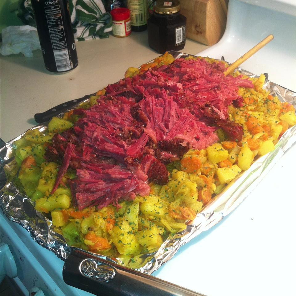 Ethiopian Cabbage Dish