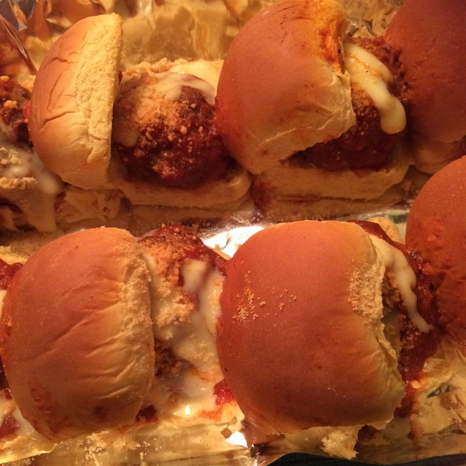 Mini Meatball Subs Harvesttime55
