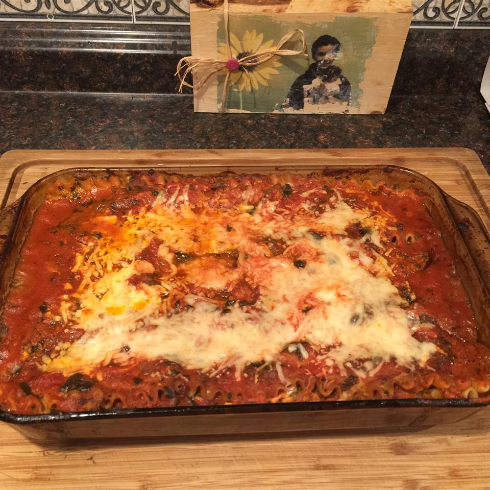 Lighter Lasagna eric