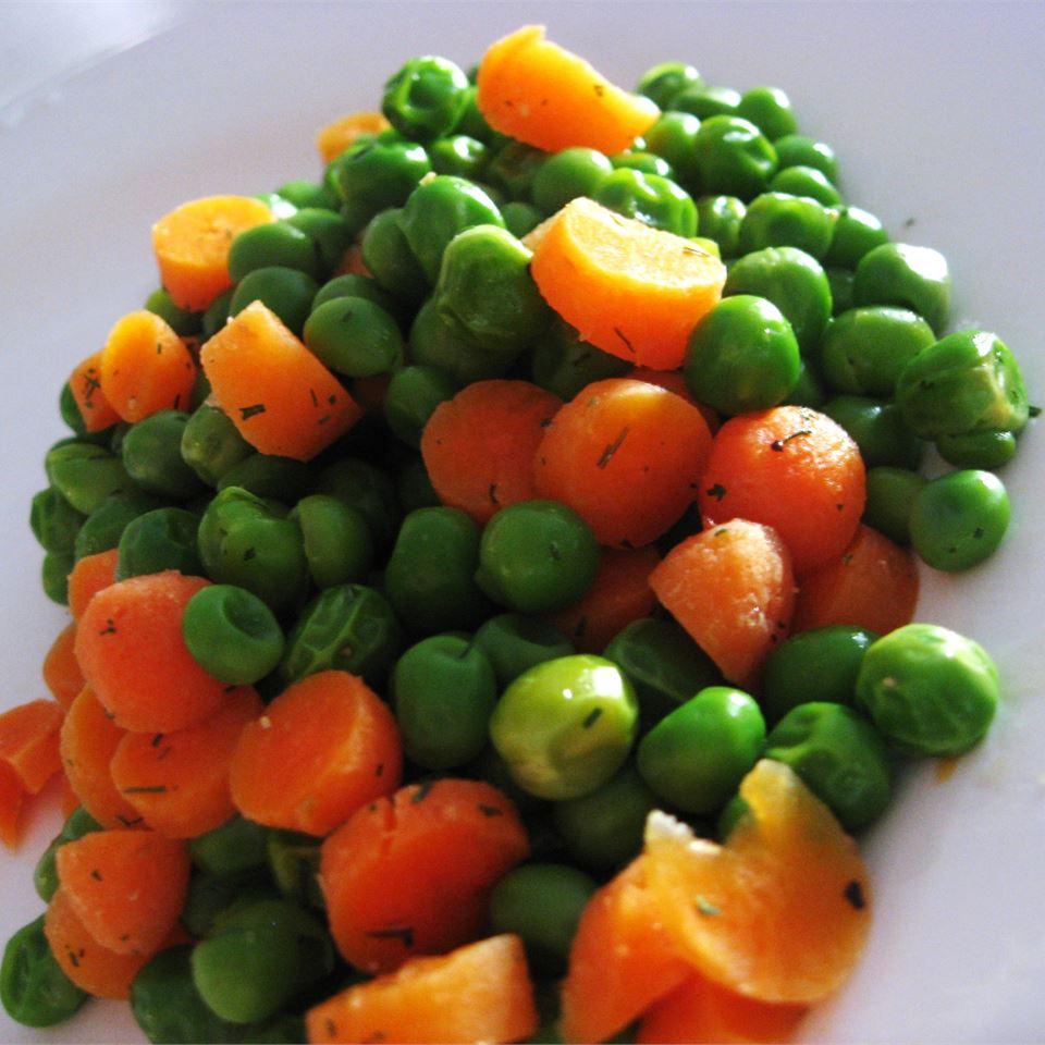 Lemon Pepper Peas Dianne