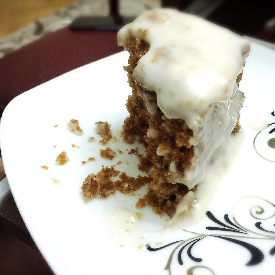 Moist Carrot Cake Kimberly DeBerry