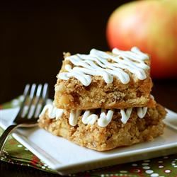 Apple Squares Jamie