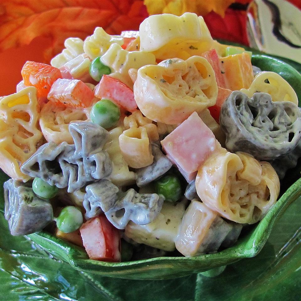 Ham and Cheese Pasta Salad naples34102